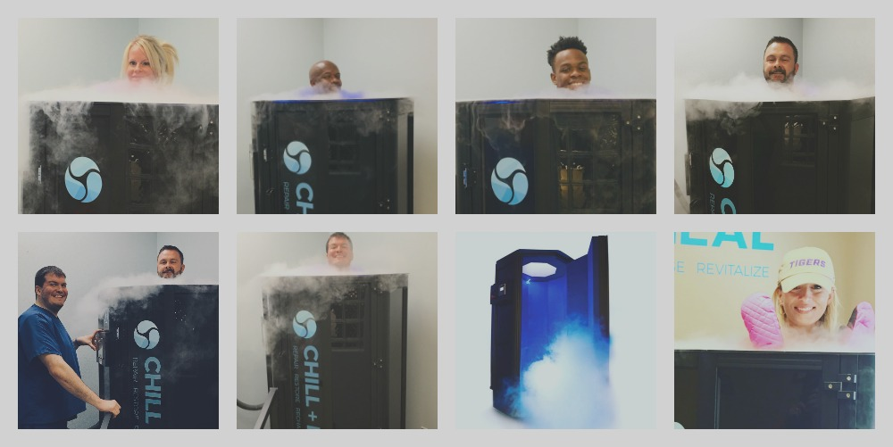 Chill+Heal Whole Body Cryotherapy Spa